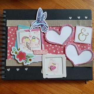 Wedding Guestbook / Frame