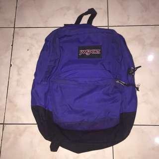 Jansport Backpack Purple