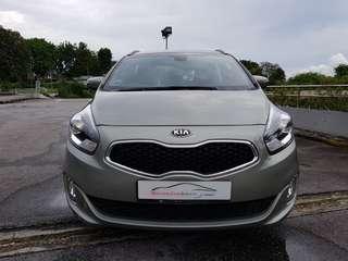 Kia Carens Diesel 1.7 Auto SX