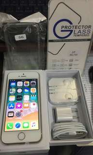 IPHONE 5S 16GB and 32GB