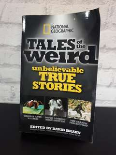 NATIONAL GEOGRAPHIC'S TALES OF THE WEIRD