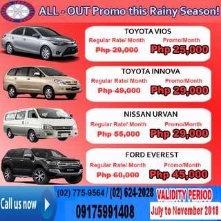 Abundance Rent a Car