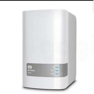 WD my cloud 4TB Brand New In Box