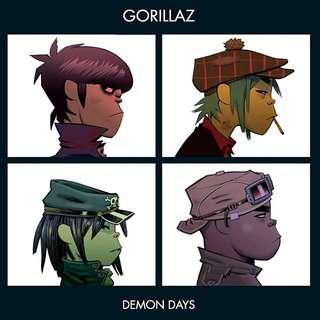 GORILLAZ - Demon Days (2LP)