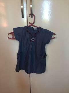 Baby blouse/ dress