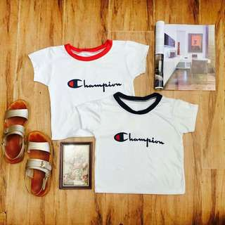 Champion CropTop