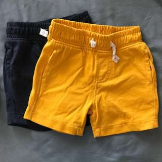 Mothercare Comfy Shorts - Set of 3