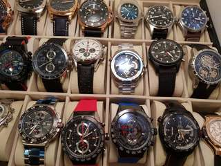 Tag Heuer Collection
