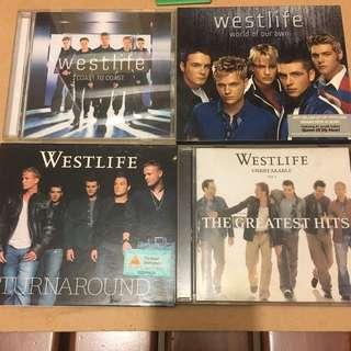 Westlife Albums Original