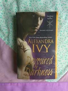 Devoured by Darkness English Novel