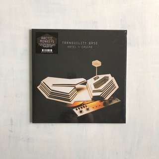Arctic Monkeys - Tranquility Hotel Base & Casino