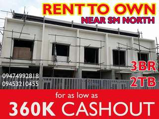 Rent to own in Quezon City