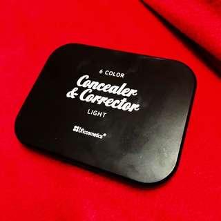Bh cosmetics corrector & concealer bhcosmetics