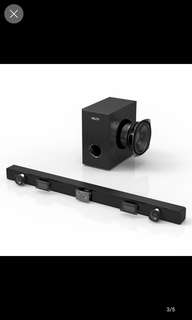 Brand New JY Audio Bluetooth Sound bar with Subwoofer