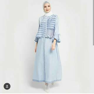 Dress ruffle by fortwo