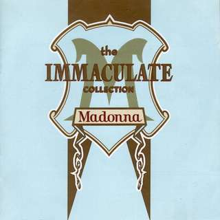 Madonna - Immaculate Collection (2018 2LP)