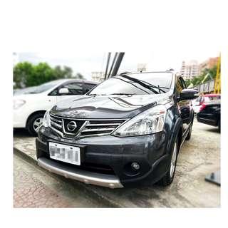 【老頭藏車 】2014 Nissan Livina『0元就把車貸回家 』『全貸,超貸,免保人』中古 二手 汽車