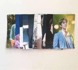 EXO (Sehun) Photocards