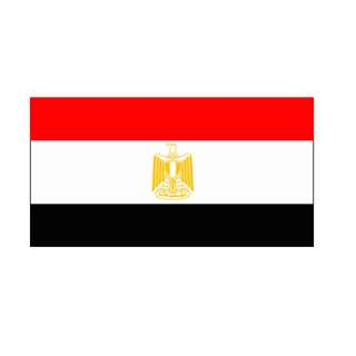Egypt Flag (3x5ft)