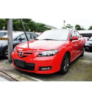 【老頭藏車 】2007 Mazda 3『0元就把車貸回家 』『全貸,超貸,免保人』中古 二手 汽車