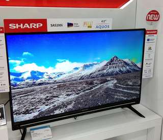 "DP 630 rb Sharp 40"" LC40SA5200I Kredit Tanpa Kartu Kredit"