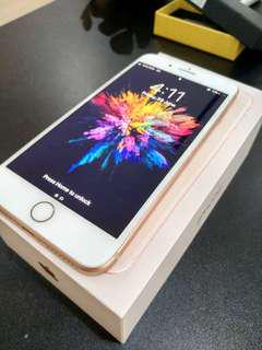 Phone 8plus Gold Champange
