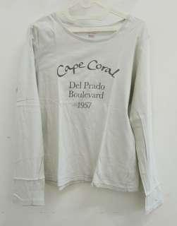 Cape coral sweater
