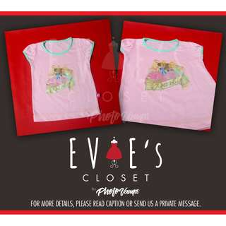 Barbie Shirt EC2A - 009