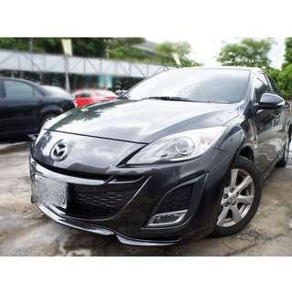 【老頭藏車 】2010 Mazda 3『0元就把車貸回家 』『全貸,超貸,免保人』中古 二手 汽車