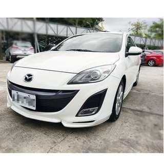 【老頭藏車 】2011 Mazda 3『0元就把車貸回家 』『全貸,超貸,免保人』中古 二手 汽車