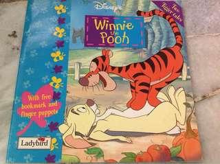 Winnie the Pooh storybook