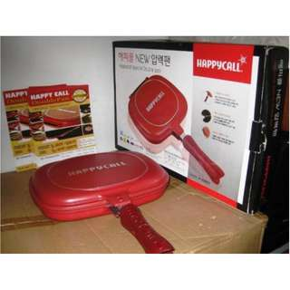 Happycall King Size Panci Double Pan Happy Call Original Jumbo 32Cm