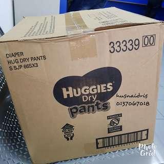 Huggies S (pants type)
