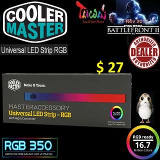 CoolerMaster UNIVERSAL RGB LED STRIP (1 Years Warranty)