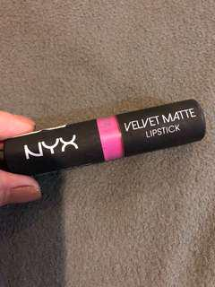 NYX MAT VELVET ROUGE UNICORN FUR SHADE