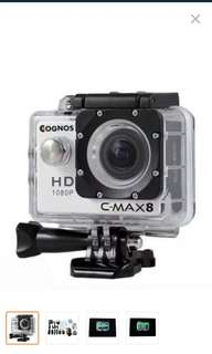 JUAL Action camera Onix COGNOS 12mp