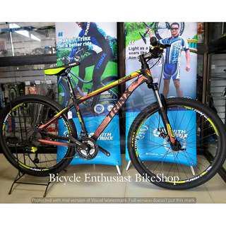 2018 Trinx C520 Elite 27.5 Built Bike Mountain Bike Bicycle MTB Alloy Mechanical