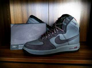Nike Air Force 1 Hi DCNS Military Boot grey