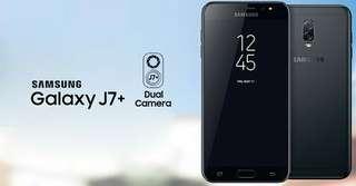 Kredit Hp Samsung J7+ Bung| 0%