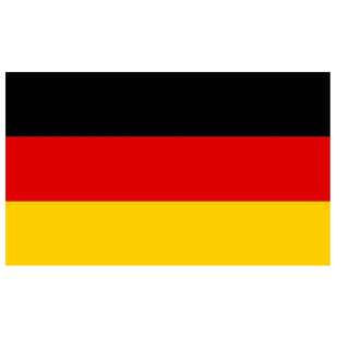German Flag (3x5ft)