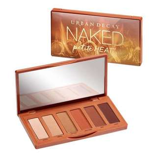 Naked Heat Petite, gently used