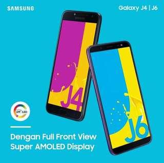 Kredit Handphone Samsung Galaxy J4