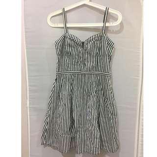 HnM bustier Dress