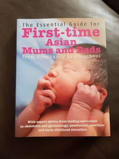 First Time Asian Mums and Dads Book