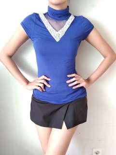 Atasann blue cantik