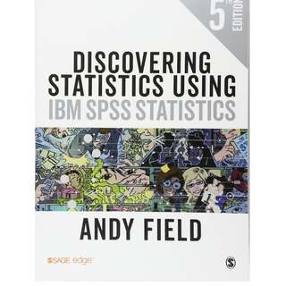 Discovering statistics using IBM SPSS statistics, 5th edition (ebook)