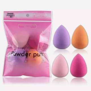🚚 Beauty Blender 4 Pc