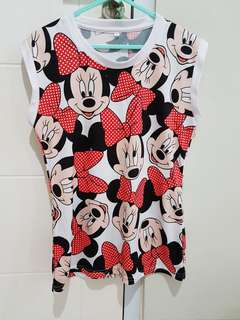 Minnie top