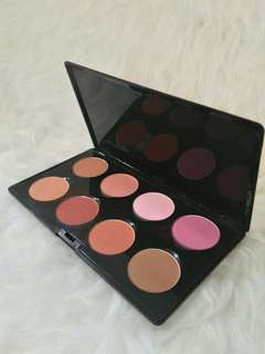 MakeOver Perfect Shade Blush On Palette 8x3,5g