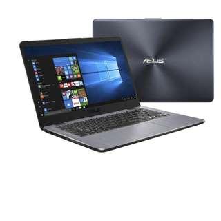 ASUS A405UQ-BV306T - GREY - Win10 - Ci5-7200U 2.50GHZ - 8GB - 1TB